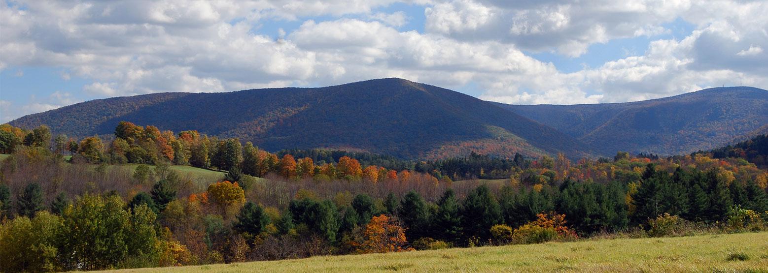 Berkshires landscape